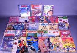 BD(30) : Lot de BD en Edition Originale dont , . (Divers états)
