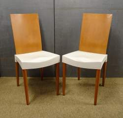 Meuble vintage 2 chaises marqué -Miss Trip- by Philippe STARCK pour Kartell